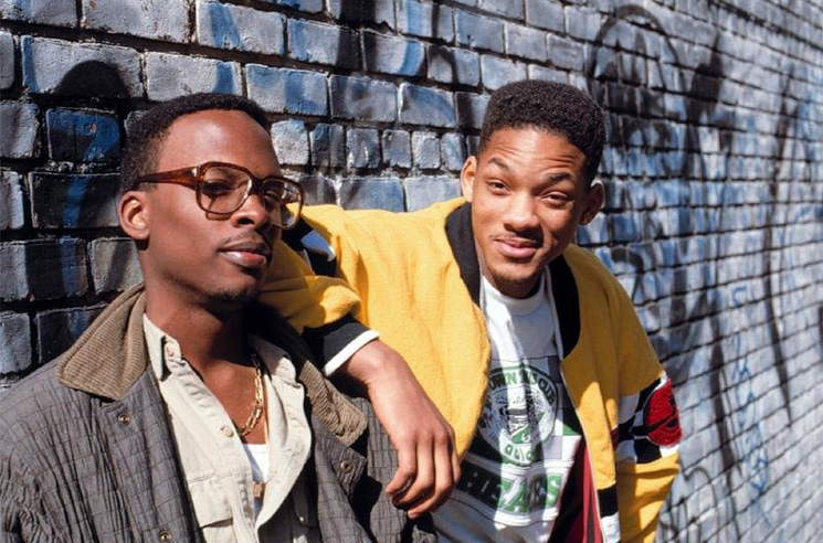 Will Smith and DJ Jazzy Jeff Just Dropped a Surprise New Song
