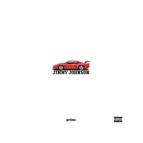 Jimmy Johnson - 'Red Ferrari' (mixtape)