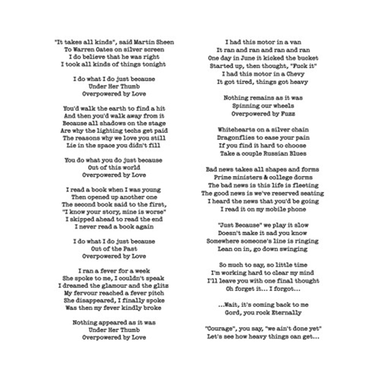 Picture book of my first love another story lyrics