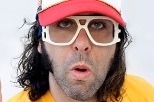 Judah Friedlander Discusses Being the World Champion, Political Propaganda, Louis C.K. and His New Netflix Special