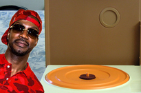 Juicy J Learned to Scratch Records on a Fisher Price Toy Turntable