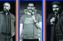 Todd Graham, John Cullen and Ben Miner Get Canadian at the Comedy Records/Exclaim! Standup Showcase