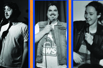 Jennifer McAuliffe, Paul Thompson, and Mike Rita Get Soulful at the Comedy Records/Exclaim! Standup Showcase
