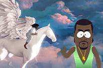 'South Park' Creators Mercilessly Mock Kanye West's 'Only One' Videogame