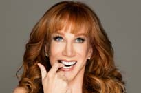 Kathy Griffin Talks Roseanne's New Act, Trump, Kanye and Stevie and Her 'Laugh Your Head Off' Canadian Tour
