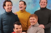 Kids in the Hall Are Working on Something