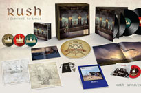 Rush Treat 'A Farewell to Kings' to Massive 40th Anniversary Reissue
