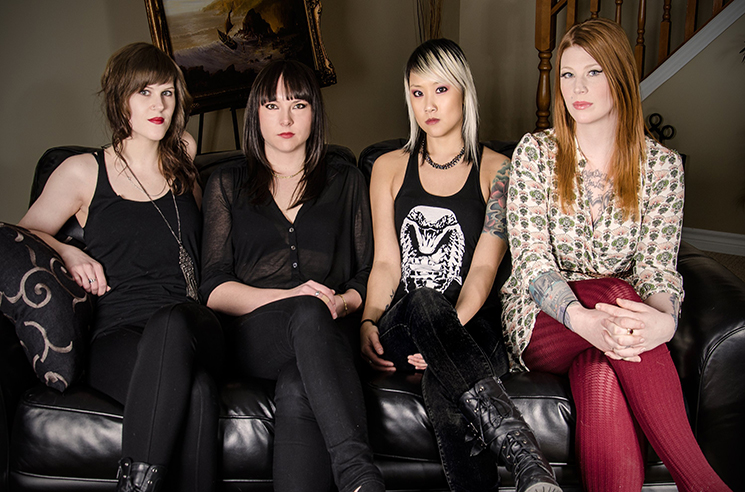 Kittie Set Title for Career-Spanning Documentary, Share Video Update