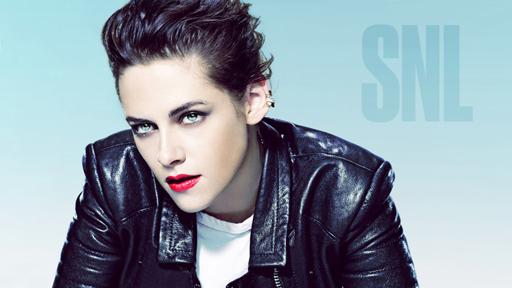 Saturday Night Live: Kristen Stewart & Alessia CaraFebruary 4, 2017