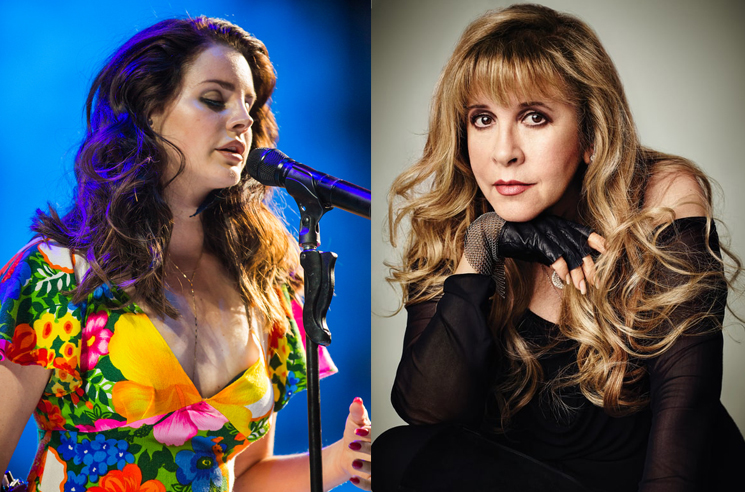 Lana Del Rey, Fleetwood Mac's Stevie Nicks team on new album