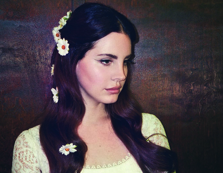 Lana Del Rey responds to that 'Lust For Life' leak