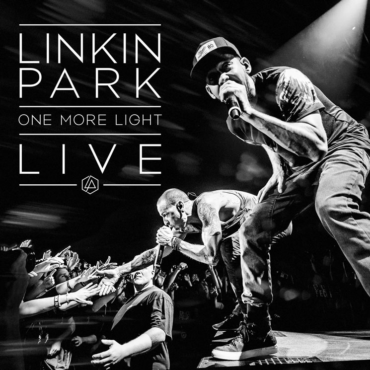 Image Result For Linkin Park Live Album One More Light Live