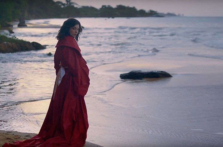 Lorde's 'Perfect Places' Video is Euphoric Escapism