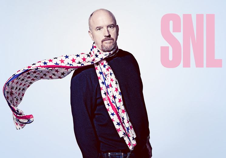 Saturday Night Live Louis C K The Chainsmokers April 8 2017