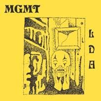 MGMT Detail 'Little Dark Age' Album