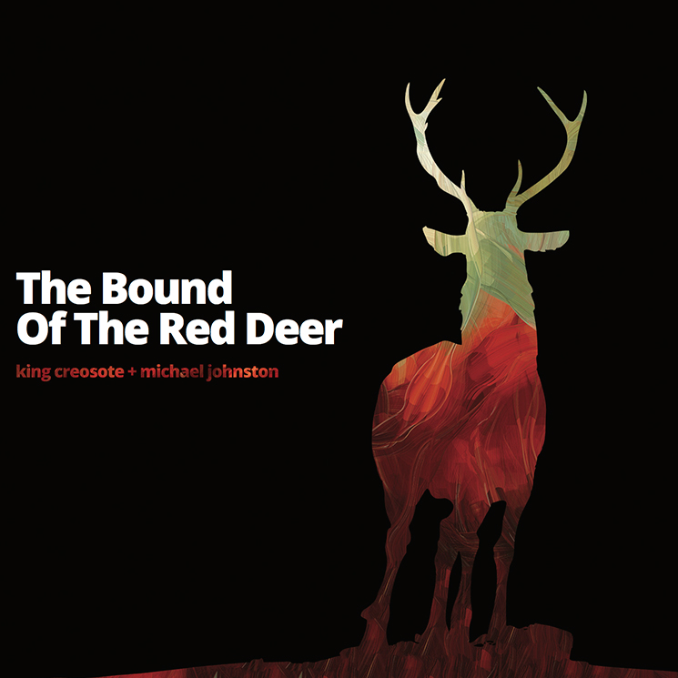 King Creosote + Michael Johnston'The Bound of the Red Deer' (album stream)