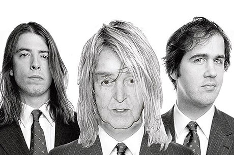 "Paul McCartney""Cut Me Some Slack"" (ft. Dave Grohl, Krist Novoselic, Pat Smear) (live video)"