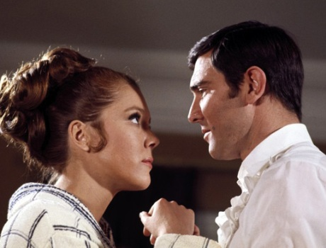 On Her Majesty's Secret Service - Directed by Peter R. Hunt