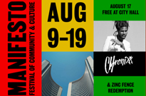 Toronto's Manifesto Festival Gets Chronixx for 2018 Edition