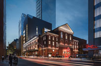 Massey Hall's Revitalization Plans Include Two New Venues