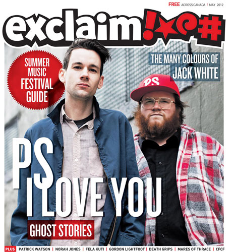 PS I Love You, Jack White, Norah Jones, Patrick Watson and Our Summer Music Festival Guide Fill Exclaim!'s May Issue
