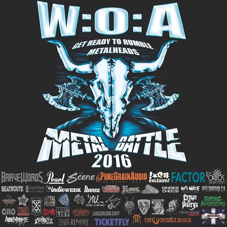 Wacken Metal Battle Canada Announces 2016 Battle Rounds