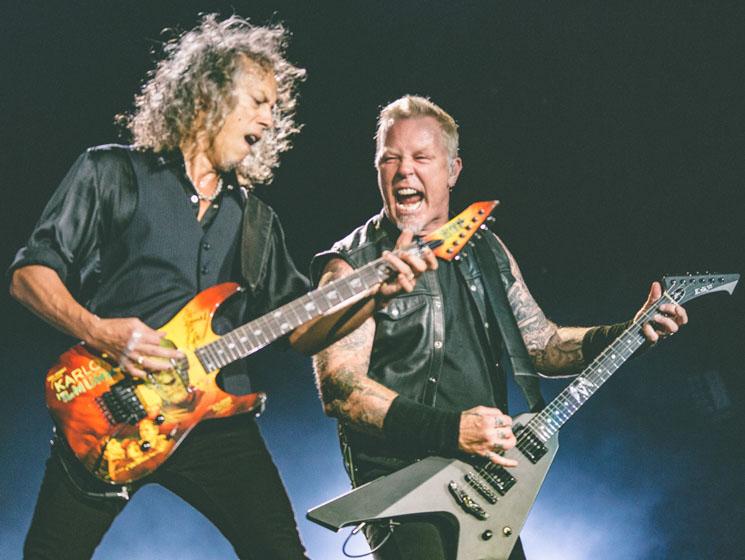 Metallica tour dates in Australia