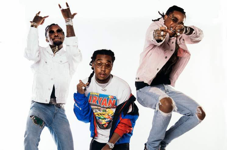 Migos Allegedly Get into Massive Dust-Up with Sean Kingston