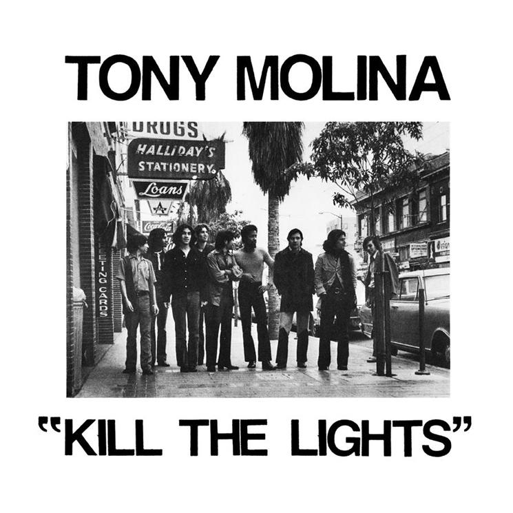 Cover TONY MOLINA - Nothing I Can Say