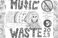 Vancouver's Music Waste Fest Announces Limited Cassette