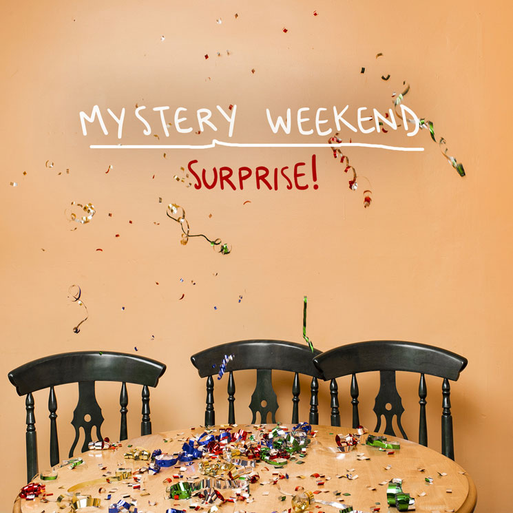 Image result for Mystery Weekend - Surprise!