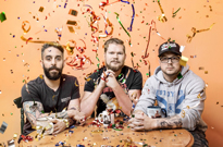 Protest the Hero Offshoot Mystery Weekend Announce Debut 'Surprise!' LP