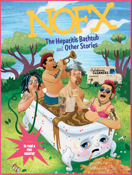 Read an Excerpt of NOFX's Band Autobiography