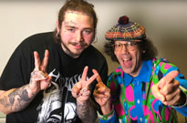 Nardwuar the Human Serviette vs. Post Malone