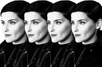 Nelly Furtado Finds Inspiration in Dusty Vinyl and Rediscovers