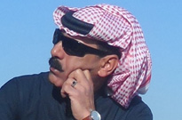 ​Omar Souleyman Talks 'Bahdeni Nami,' Working with Four Tet