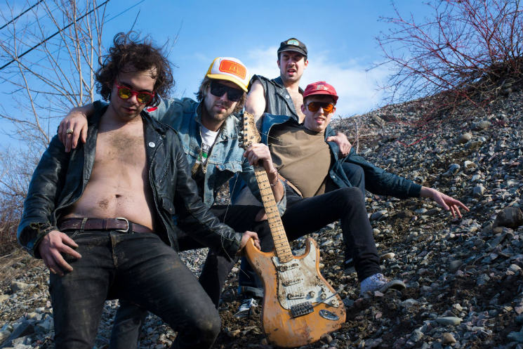 Six Reasons You Gotta See Ottawa's Hard-Partying, Riff-Rocking Maniacs New Swears Live