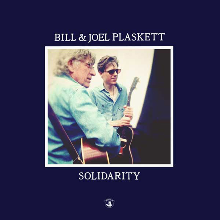 Bill & Joel Plaskett'Solidarity' (album stream)