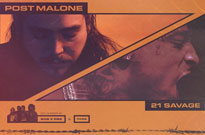 Post Malone and 21 Savage Map Out North American Tour