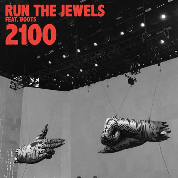 "Run the Jewels Release ""2100"" After Trump Victory"