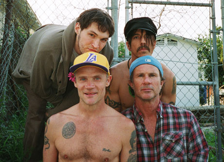 Red Hot Chili Peppers Recruit Santigold, Sleigh Bells, Little Dragon as Tour Openers