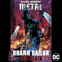 "Mastodon's Brann Dailor Shares Solo Single ""Red Death"""