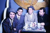 Rheostatics Celebrate 70 Years of the Horseshoe Tavern with Four-Night Residency
