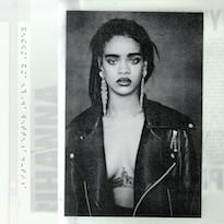 Rihanna Shares Mysterious Image;