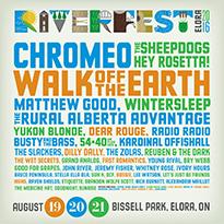 Riverfest Elora Gets Chromeo, the Sheepdogs, Hey Rosetta!, Wintersleep for 2016 Festival