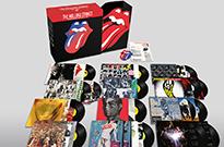 Rolling Stones Announce Massive Vinyl Box Set