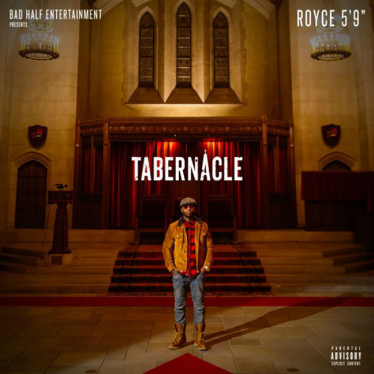 "Royce 5'9"" Drops new Heat 'Tabernacle' and it is pure dopeness"