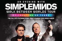 Simple Minds Announce North American Tour
