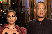 ​Saturday Night Live: Tom Hanks with Lady Gaga October 22, 2016