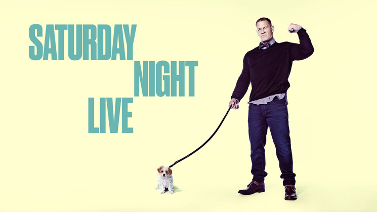 Saturday Night Live: John Cena & Maren MorrisDecember 10, 2016